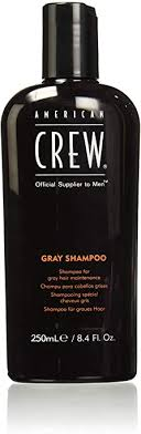 <b>American Crew</b> Men <b>Classic Gray</b> Shampoo 250ml/8.45oz: Amazon ...