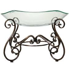 large glass bowls hotel standard bowl center piece and metal stand for centerpieces uk large glass bowls