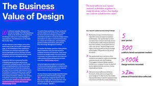 Report Business Good Design Is Good For Business Says Mckinsey As It Unveils New