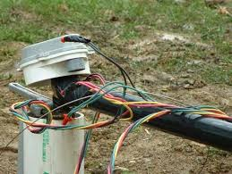 well pump wiring ecn electrical forums well pump wiring size Well Pump Wiring #35