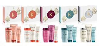 when you give the gift of kerastase you are giving