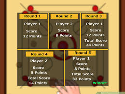 How To Play Carrom For Beginners 13 Steps With Pictures