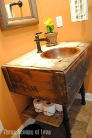 toilet paper storage under sink put a wooden board under the vanity to the