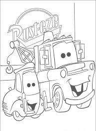 Imagespace Cars Movie Logo Coloring Page Gmispacecom