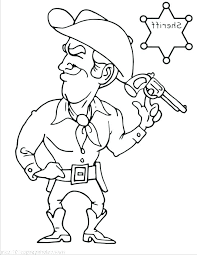 Cowboy Coloring Sheet Cowgirl Coloring Pages Cowgirl Coloring Pages