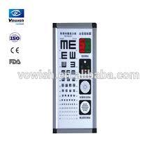 E Chart Test Visual Testing Equipments Vc 008 Snellen E Chart Buy Snellen E Chart Snellen Visual Acuity Chart Visual Acuity Test Chart Product On Alibaba Com