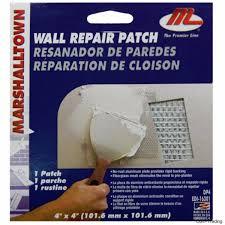 wall repair patch kit 4 6 8 packs