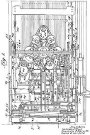 pinsetter brunswick model a pinsetter diagram from us patent 2973204