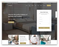 Interior Design Course Smart Majority 30 Best Hotel Wordpress Themes With Online Booking 2020