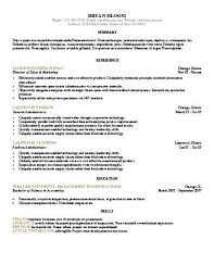 Basic Skills For Resume Basic Skills Resume Template Out Of The Box Resume Template Computer 82
