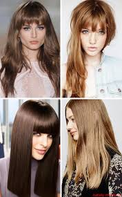 ženské účesy Bez Bobů Fotografie Pro Krátké Střední A Dlouhé Vlasy