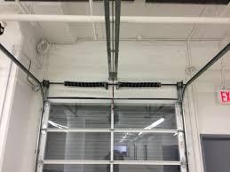 sectional aluminum interior glass garage door jpg