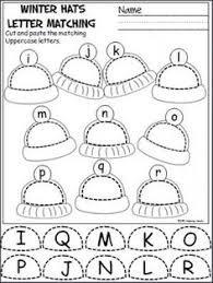 98faf82d73b66914b196097edb94532a winter theme winter hats capital & small letter tracing worksheet this website has all on worksheet for small alphabets