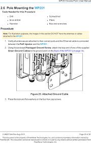 prw5000aa wireless 802 11ac b g n access point user manual my page 29 of prw5000aa wireless 802 11ac b g n access point user