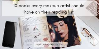 10 books every makeup artist should read