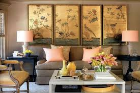 Tropical Decor Living Room Home Decor Wall Paint Color Combination Modern Living Room With