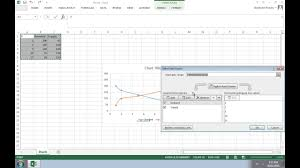 Supply And Demand Chart In Excel Graphing Supply And Demand In Excel