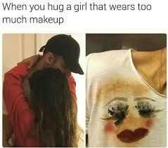 makeup memes humor