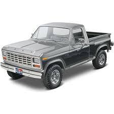 Revell® Trucks Ford Ranger Pickup Plastic Model Car Kit 80 pc Box ...