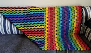Ripple Afghan Patterns Classy 48 Crochet Ripple Afghan Patterns