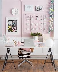 unique home office ideas. Pink Home Office Unique Ideas A