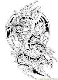 Small Picture 267 best Dragons images on Pinterest Drawings Coloring books