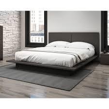 allendale queen platform bed  reviews  allmodern