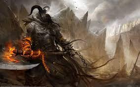 axe warrior