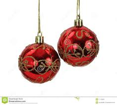 Collection Red Christmas Tree Balls Pictures Home Design Ideas