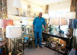 woman s love of lamps lights way to owning business tylerpaper com