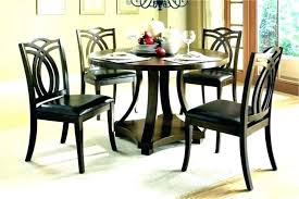 medium size of black metal and wood kitchen table wooden chairs iron small round dining set