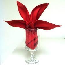 Paper Napkin Folding Flower Easy Napkin Folding Medium Size Of Simple Lotus Origami