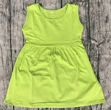 Baby Dress Frock Design Us 146 0 2017 Baby Girl Party Dress Children Frocks Designs No Rufflle Baby Summer Beach Dress Kid Picture Girl Bf Photo Sleeveless Dress In Dresses