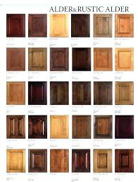 Wood Furniture Stain Color Chart Light Wood Stain Colors Eventize Co