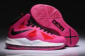 lebron shoes pink and black. white and pink lebron x shoes black c