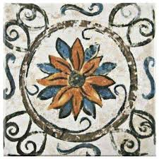 hand painted wall tiles decorative