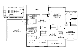 Unique Small Ranch House Plans New  House Plan IdeasContemporary Ranch Floor Plans