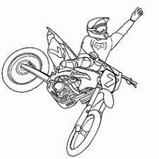 Malvorlagen Motocross Bike Malvorlagencr