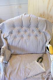 french chair upholstery ideas. the reupholstery process: a beginner\u0027s how to guide via this mamas dance french chair upholstery ideas r