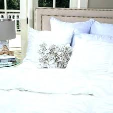 white ruched duvet cover divine the crane canopy bedding classic ilt and reviews light blue a designer ruched duvet cover