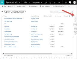 Microsoft Dynamics 365 Charts The Crm Book By Powerobjects