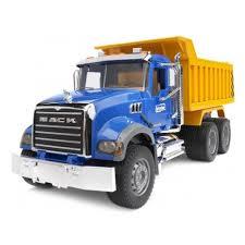 Масштабная модель <b>BRUDER</b> 02-815 <b>Самосвал MACK</b> — купить ...