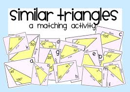 Must have exactly the same shape and size. Similar And Congruent Triangles Snap Teaching Resources