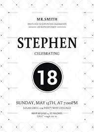 free 13th birthday invitations free 30th birthday invitation templates word printable unicorn 13th