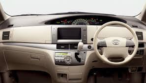 2006 Toyota Estima Hybrid Review - Top Speed