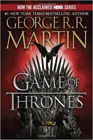 a game of thrones song of fire and ice book review game of thrones book cover