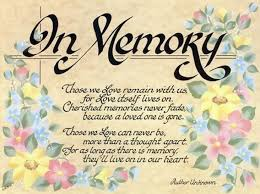 In Memory Of Loved Ones Quotes Stunning Memorial Poems For Loved Ones Memorial Loved Ones Graphics And