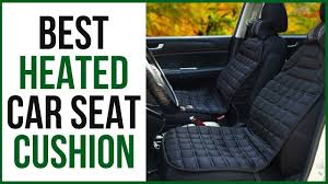 best heated car seat cushions