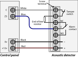 30 beautiful fire alarm break glass wiring diagram pixelmari com tamper switch installation at Sprinkler Tamper Switch Wiring Diagram