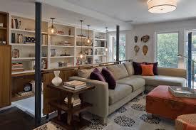 lighting options for living room. globe lights behind sofa lighting options for living room
